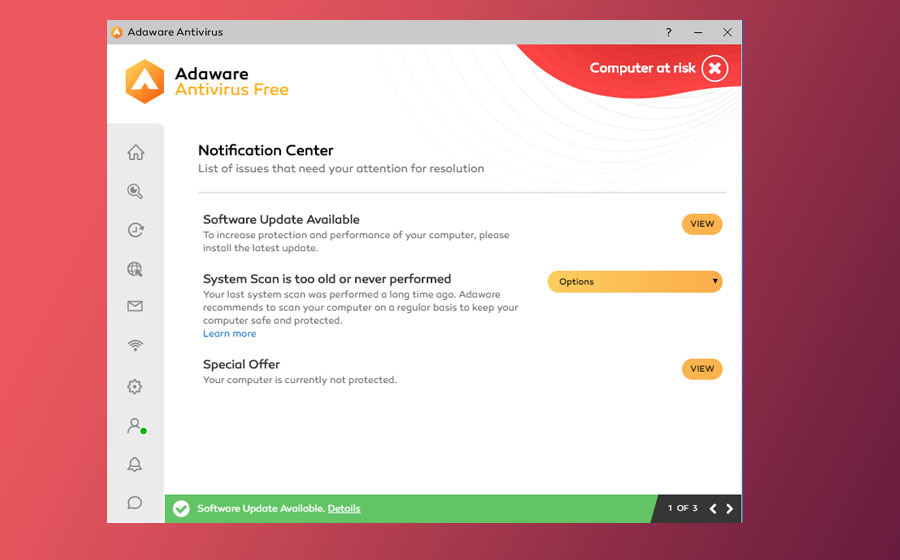 Adaware Antivirus 2021 Latest Version for Windows PC