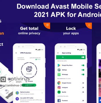 Download Avast Mobile Security 2021 APK for Android